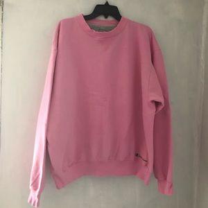 Vintage pink Champion hoodie